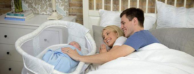Първите седмици на бебето вкъщи