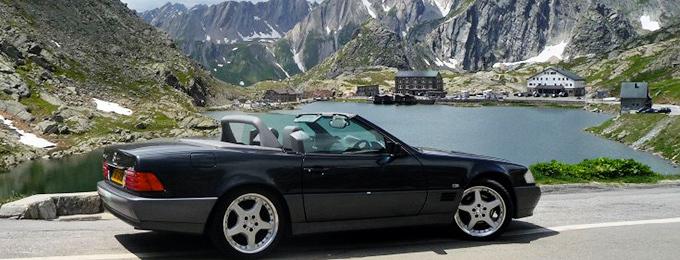С кола през Северна Италия и Швейцария