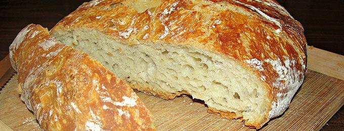 Натурална закваска за хляб (квас)