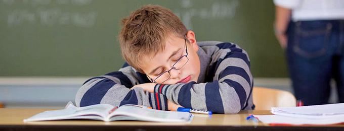 Проблеми с ученето в пети клас
