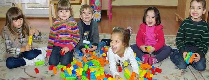 Брой на децата в детската градина