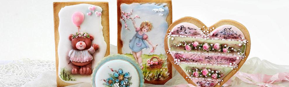 Нашите любими торти – глазури, покрития и фигурки за тях – 137