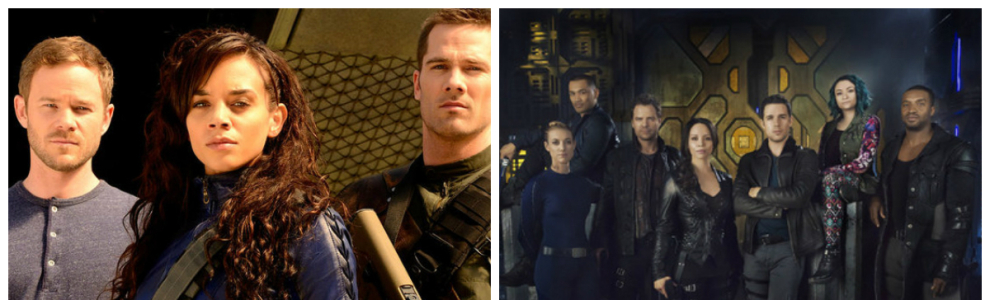 Dark Matter & Killjoys
