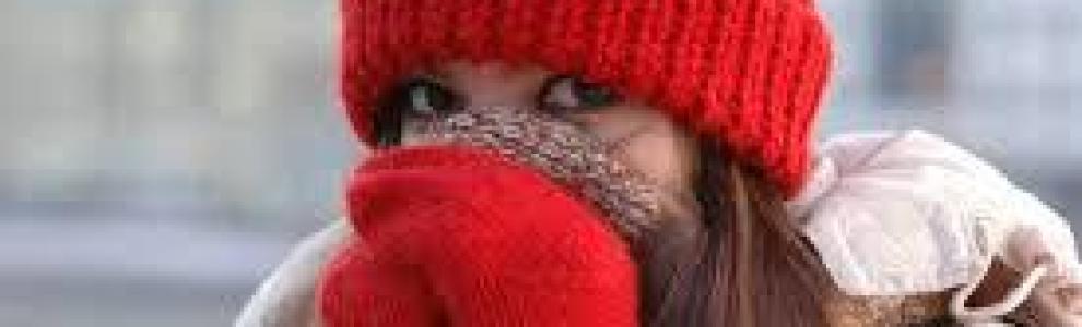 Как да се обличаме по време на студ?