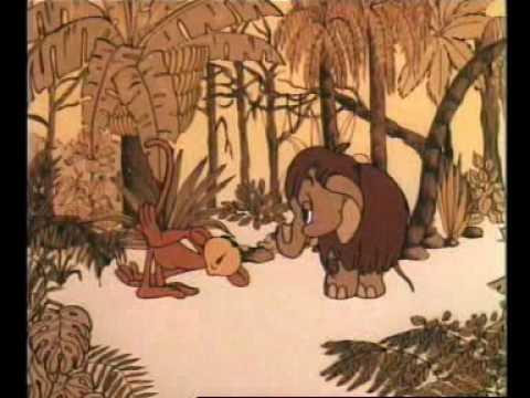 Песенка мамонтенка песня из мультфильма мультика